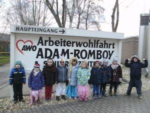 Karneval 2018 Adam Romboy Haus